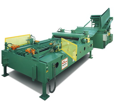500 Series Double Air Feed w/ Powered Threading