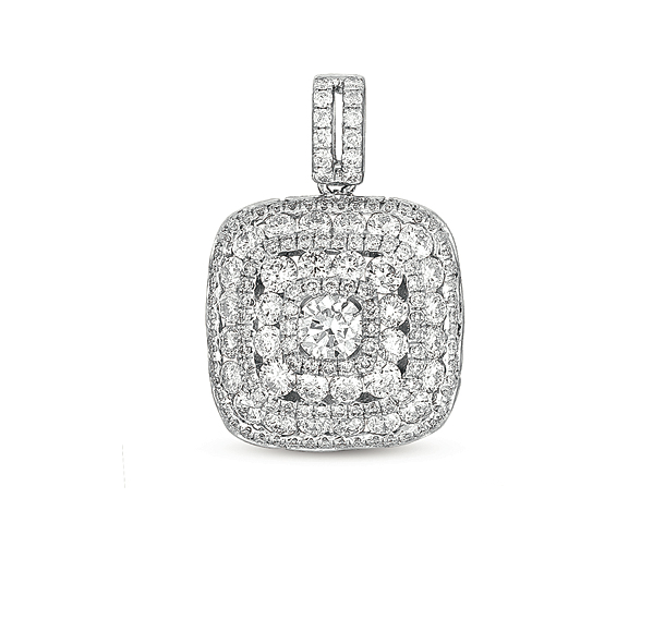 Buy P3182WG White Gold Diamond Pendant