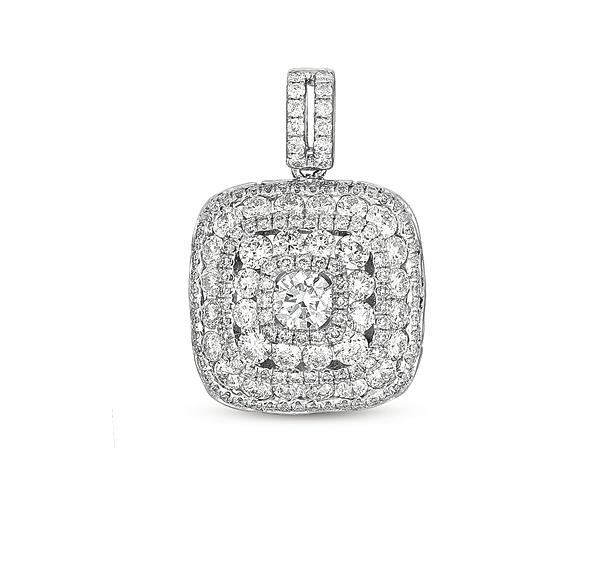 Buy P3182WG White Gold Diamond Pendant