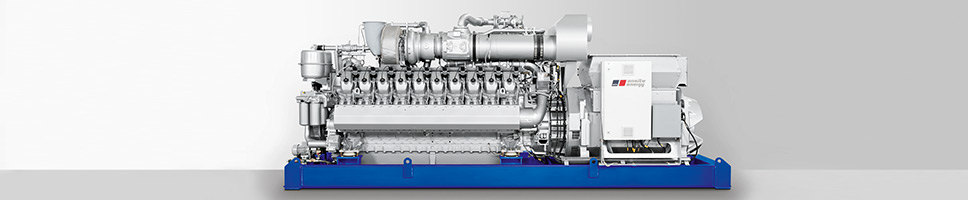 Gas generator sets, 120-420 kW, 50 Hz, continuous