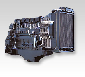 Buy Watercooled 4-And 6-Cylinder In-Line Engine