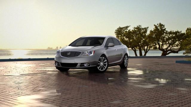 Buy 2013 Buick Verano 4dr Sdn