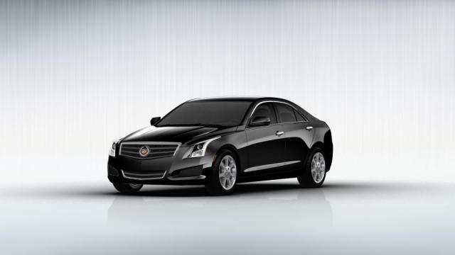 Buy 2013 Cadillac ATS 2.5L I4 RWD