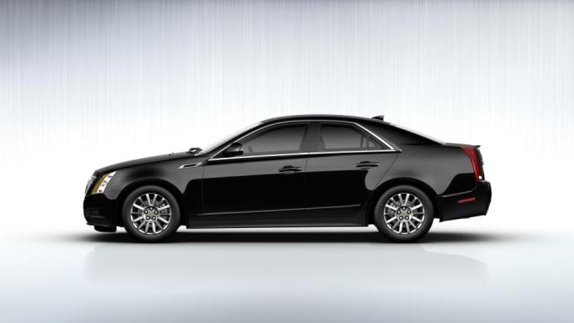 Buy 2013 Cadillac CTS Sedan 3.0L V6 RWD Luxury