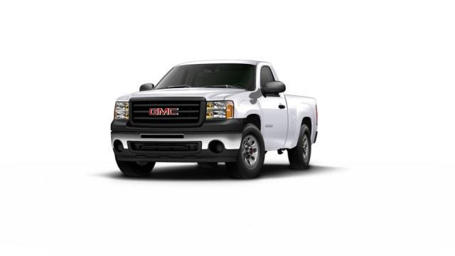 Buy 2013 GMC Sierra 1500 Regular Cab Standard Box 2-Wheel Drive Work Truck