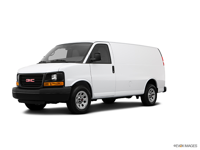 Buy 2013 GMC Savana Cargo Van 1500 Regular Wheelbase Rear-Wheel Drive