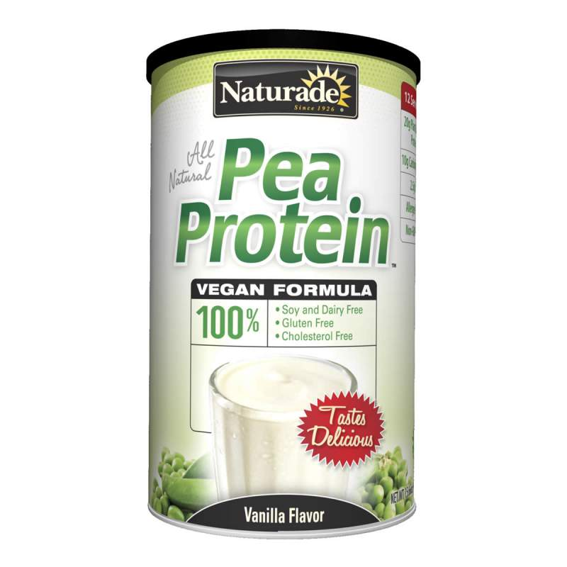 Buy Naturade Pea Protein - Vanilla - 15.66 oz