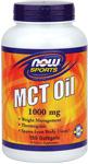 Buy MCT Oil 1,000 mg Softgels