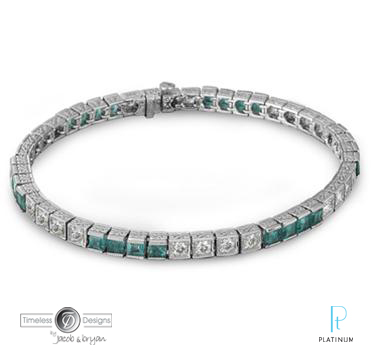 Buy Designs platinum bracelet