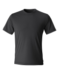 Buy Black Short Sleeve Performance T-Shirt