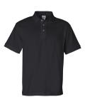 Buy Black Cotton Jersey Sport Shirt