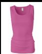 Buy Azalea Ladies' 2x1 Rib Tank Top