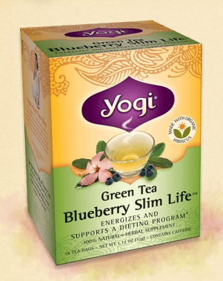 Buy Green Tea Blueberry Slim Life™