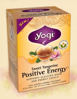 Buy Sweet Tangerine Positive Energy™ Tea