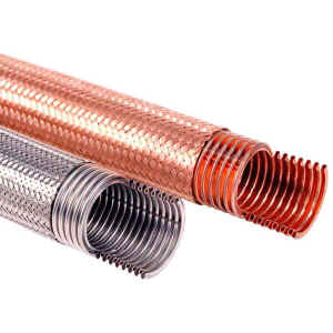 Corrugated Metal Hose (Braided/Unbraided)