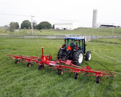 Buy New Holland 157 Hay Tedders