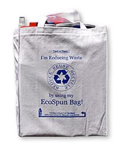 New EcoSpun® Bags