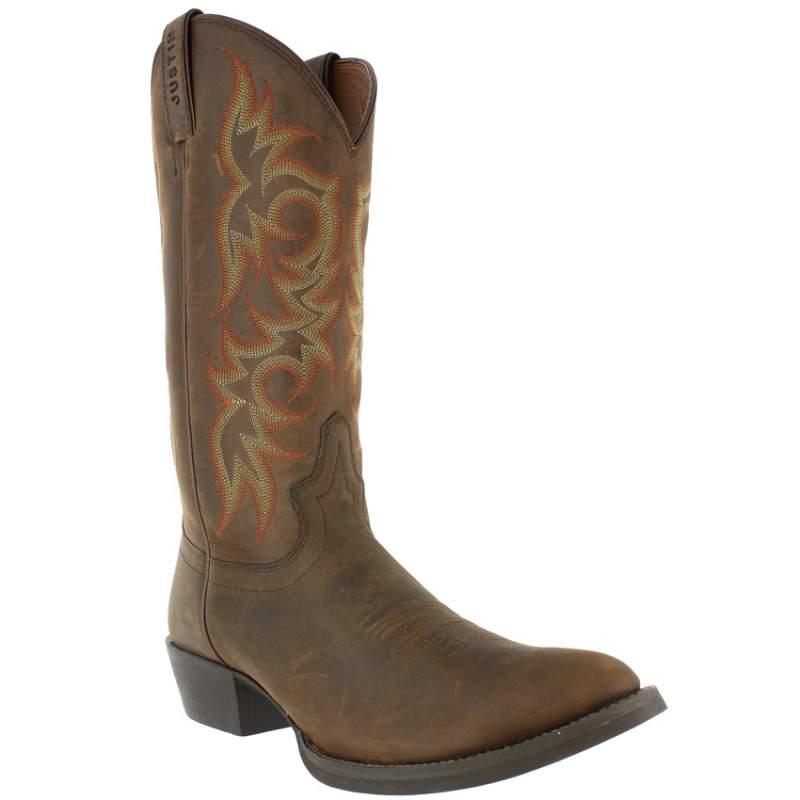 Buy Men's Stampede Western Boots Justin