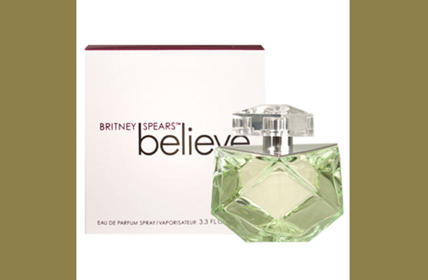 Buy Believe For Women By Britney Spears Eau De Parfum Spray