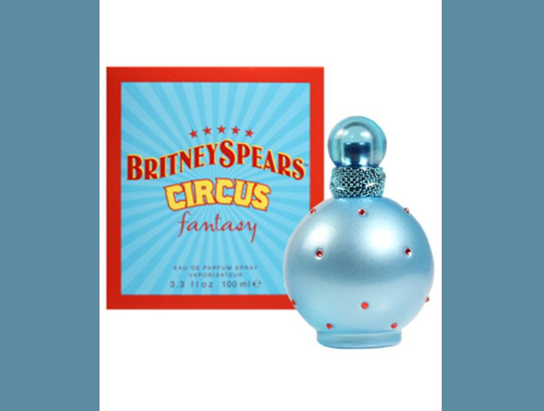 Buy Circus Fantasy For Women By Britney Spears Eau De Parfum Spray