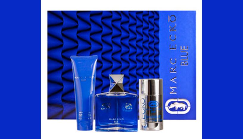 Buy Ecko Blue For Men By Marc Ecko Gift Set
