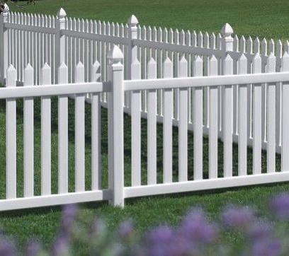 Buy Traditonal - Wide Picket - white