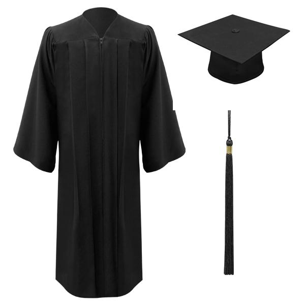 Buy Black Executive™ Cap, Gown & Tassel