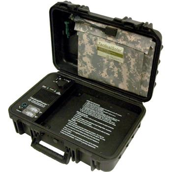 Buy Solar Briefcase™ Mini Portable Solar Power Solution