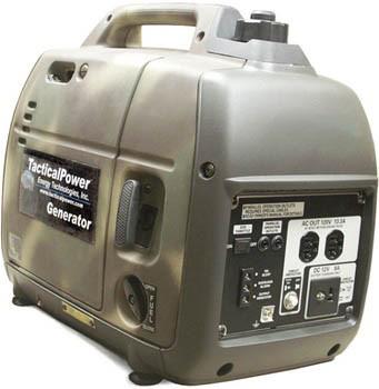 Buy 1000 Watt, Gasoline Powered Tactical Generator