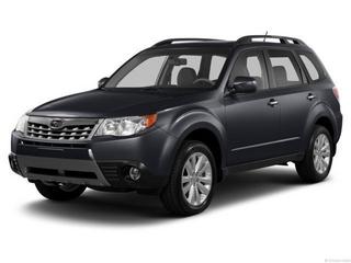 Buy 2013 Subaru Forester 2.5X Premium w/All-Weather Plus Pkg SUV