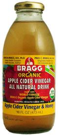 Organic Apple Cider Vinegar Drink