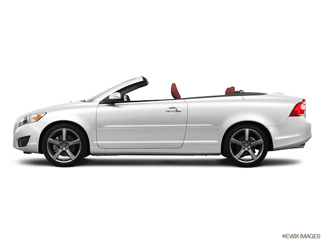 2012 Volvo C70 T5 Convertible Car