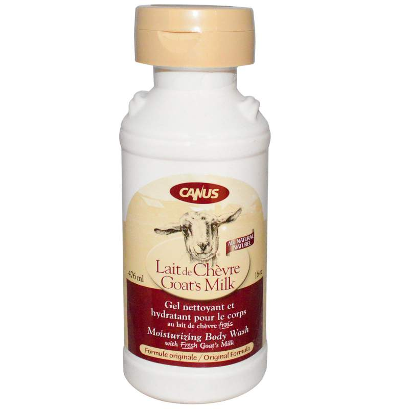 Buy Goat's Milk, Moisturizing Body Wash