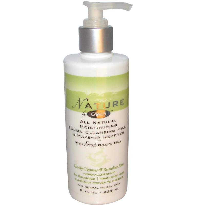 Buy Natural Moisturizing Facial Cleansing Milk & Make-Up Remover