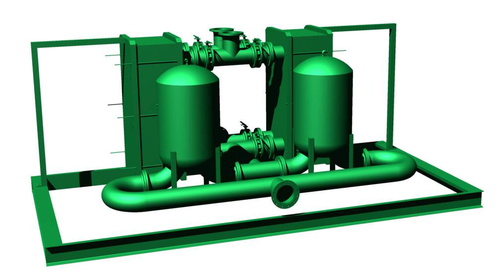 Buy Nuclear Power Plant Lube Oil Cooling System