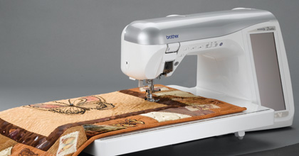 Buy Sewing, Embroidery and Quilting Machine Brother Duetta® 4500D