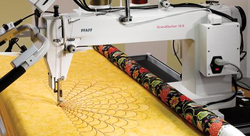 Quilting Machine Pfaff® GrandQuilter 18.8™ buy in Wichita : long arm quilting machine for sale - Adamdwight.com