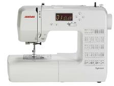 Buy Computerized Sewing Machine Janome Decor Computer 1050