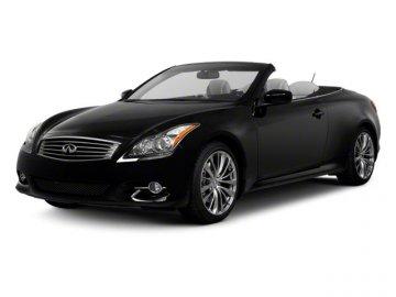 Buy 2013 Infiniti G37 Convertible Base Car