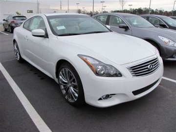 Buy 2012 Infiniti G37 Coupe Journey Car