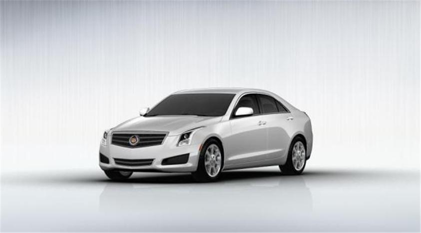 Buy 2013 Cadillac ATS 2.5L I4 RWD Car