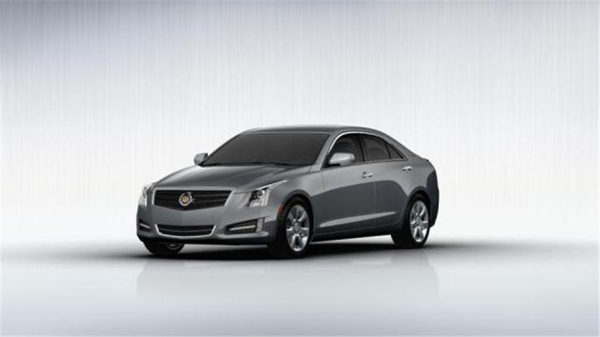 Buy 2013 Cadillac ATS 3.6L V6 AWD Performance Car