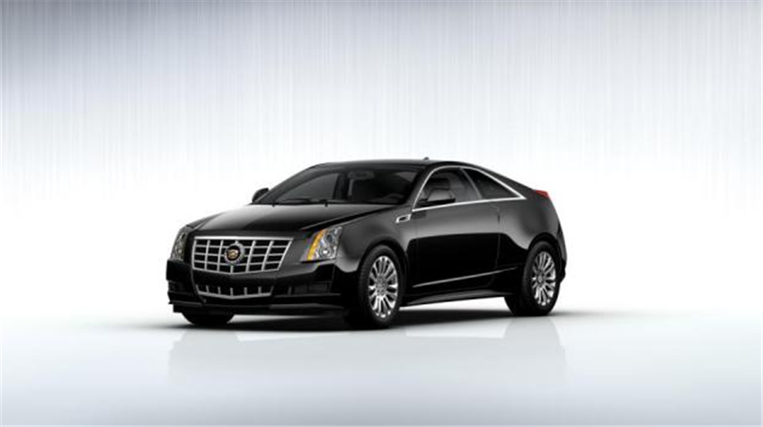 Buy 2013 Cadillac CTS Coupe Car