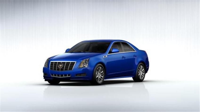 Buy 2012 Cadillac CTS Sedan 3.0L V6 AWD Car