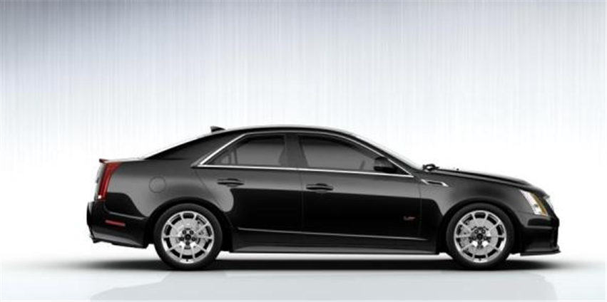 Buy 2013 Cadillac CTS-V Sedan Car