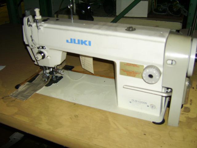 Buy Lockstitch Machine with Edge Trimmer Juki DLM-5200N