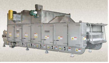 Buy Dual Plenum Commercial Roasters and Dryers