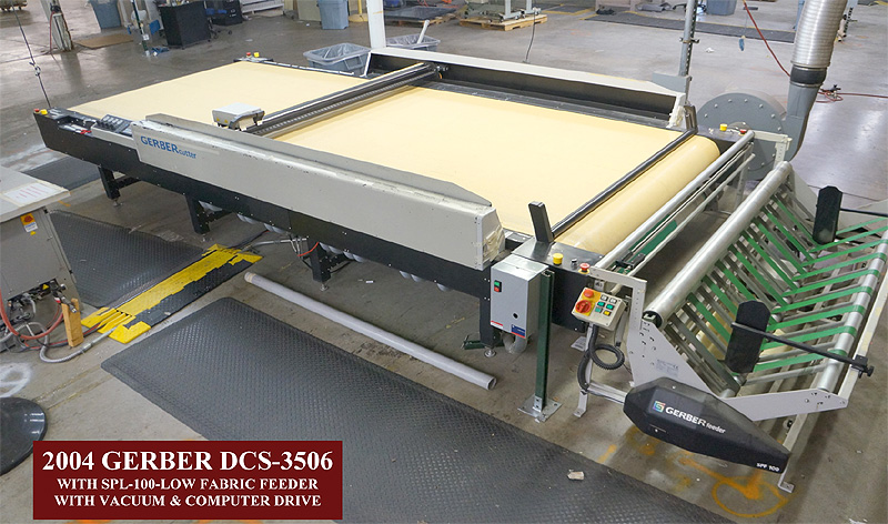 Buy Cutter System DCS-3506 Gerber