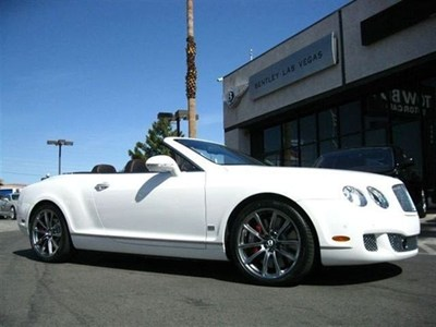 Buy 2011 Bentley Continental GTC 80-11 Speed Convertible Car