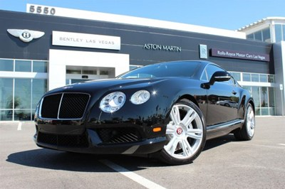 Buy 2013 Bentley Continental V8 GT Coupe Car